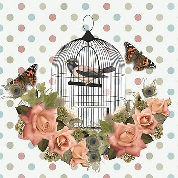 Oiseau en cage von DavJen