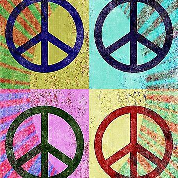 All 4 Peace by DDLeach