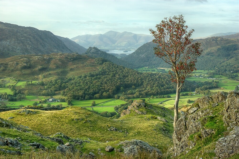 Borrowdale by Jamie  Green