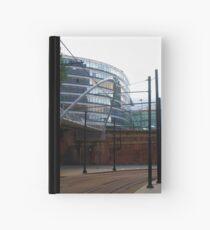 Tram lines Hardcover Journal