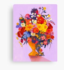 Flower Series 2 Canvas Print