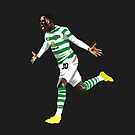 Timothy Weah Celebrates by madebyfrankie
