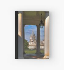 College Through Columns Hardcover Journal