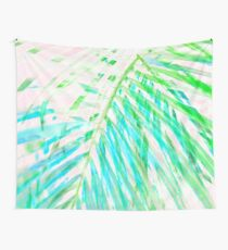 Palm Leaf Fantasia Wall Tapestry