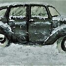 «Automóvil del abuelo, febrero de 1939.» de michael kenny