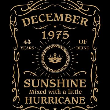 August 1975 Sunshine Mixed With A Little Hurricane by lavatarnt