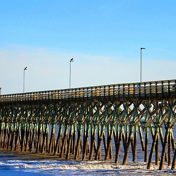 Second Avenue Pier  by Cynthia48