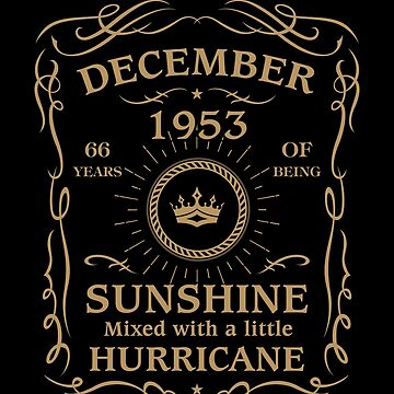 August 1953 Sunshine Mixed With A Little Hurricane by lavatarnt