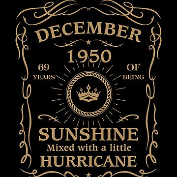 August 1950 Sunshine Mixed With A Little Hurricane by lavatarnt