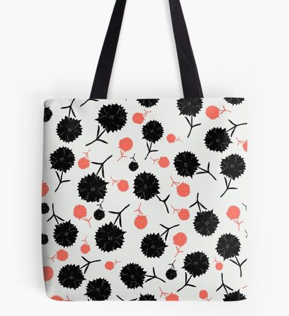 Tumbling flowers  Tote Bag