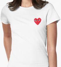 Comme Des Garçons  Women's Fitted T-Shirt