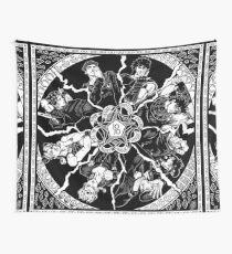 JJBA - Jojo Dynasty Wall Tapestry