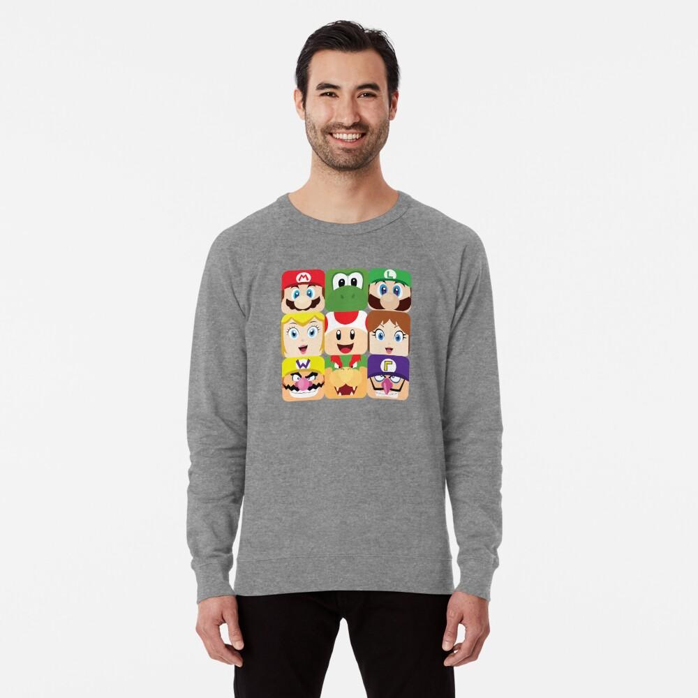 Klempnerblöcke Leichter Pullover