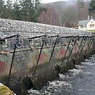 Sluice Gates, The Mound, Sutherland, Scotland. by Teuchter