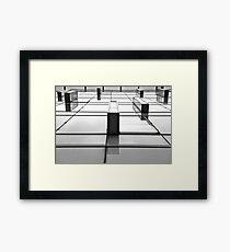 Façade, Paris Framed Print