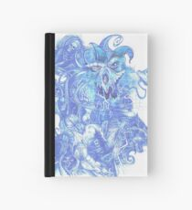 top of the flesh Hardcover Journal