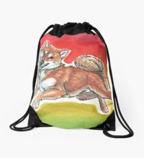 Shiball Drawstring Bag