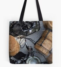Uncorked - Magpie Springs - Adelaide hills wine region - South Australia Tote Bag