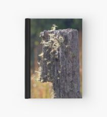 Abandoned Fencepost Hardcover Journal