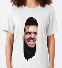 Jack Nicholson The Shining  Slim Fit T-Shirt
