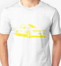 VS Commodore Ute - Yellow T-Shirt