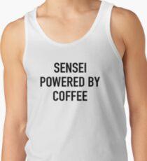 Sensei Powered By Coffee Men's Tank Top
