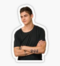Hardin Scott Sticker