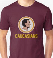 Washington Caucasians football T-Shirt Unisex T-Shirt