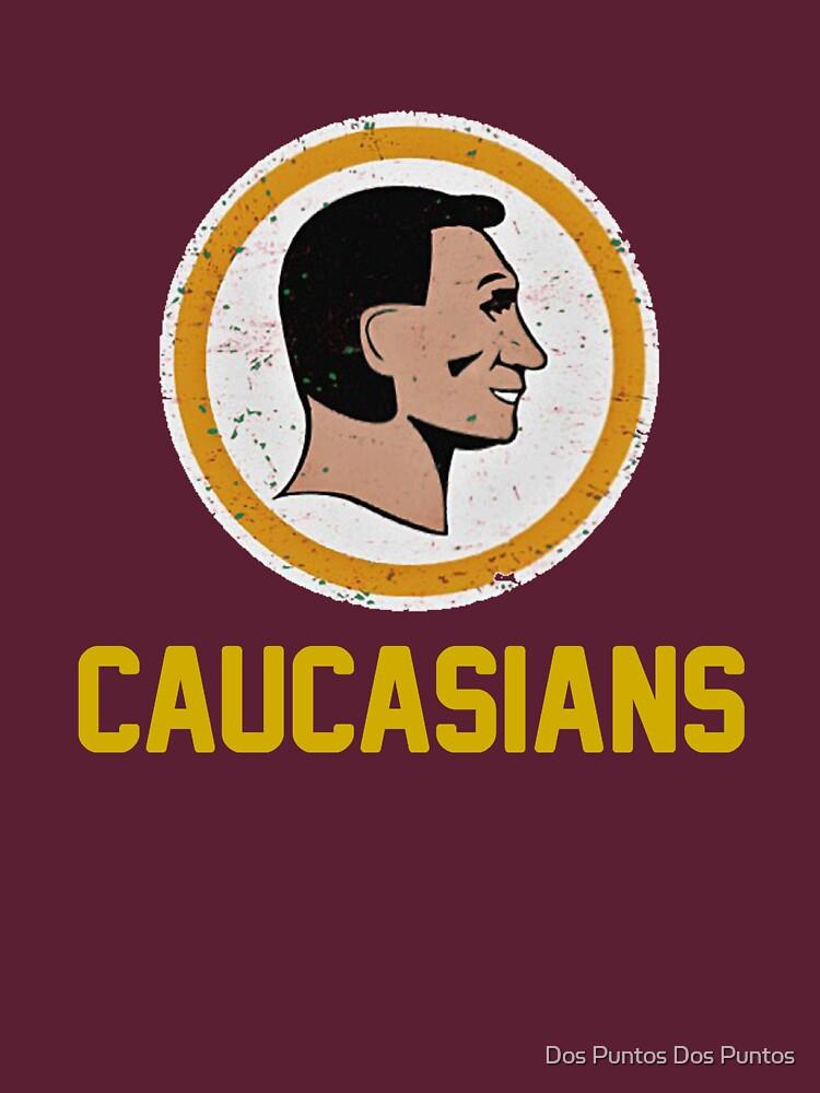 Washington Caucasians football T-Shirt