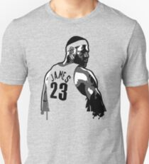 King James (Color Modifiable)  Unisex T-Shirt