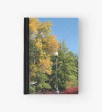 Fall in Reno Hardcover Journal