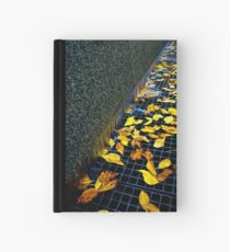 Autumn Grate Hardcover Journal