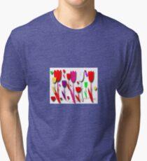 i❤tulips Tri-blend T-Shirt
