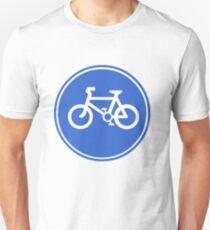 Bicycle Symbol T-Shirt