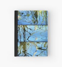 Pond Life - Triptych Hardcover Journal