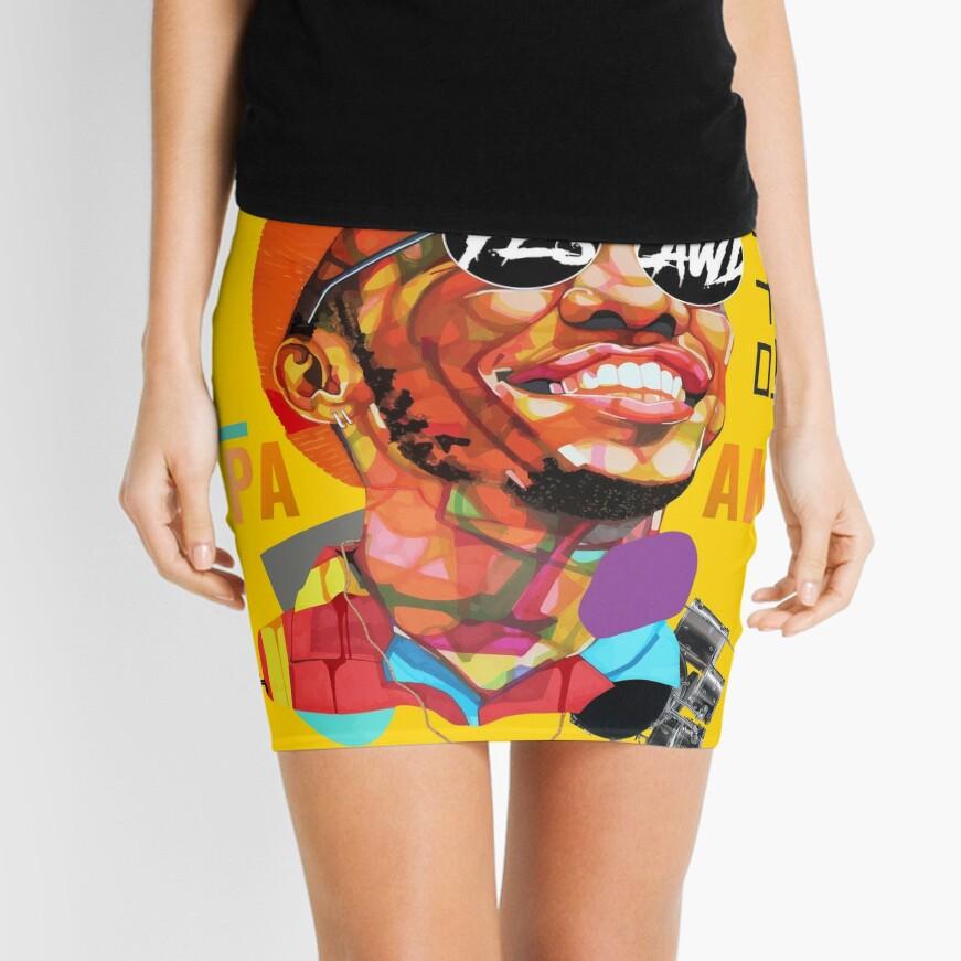 Anderson Paak Minifalda