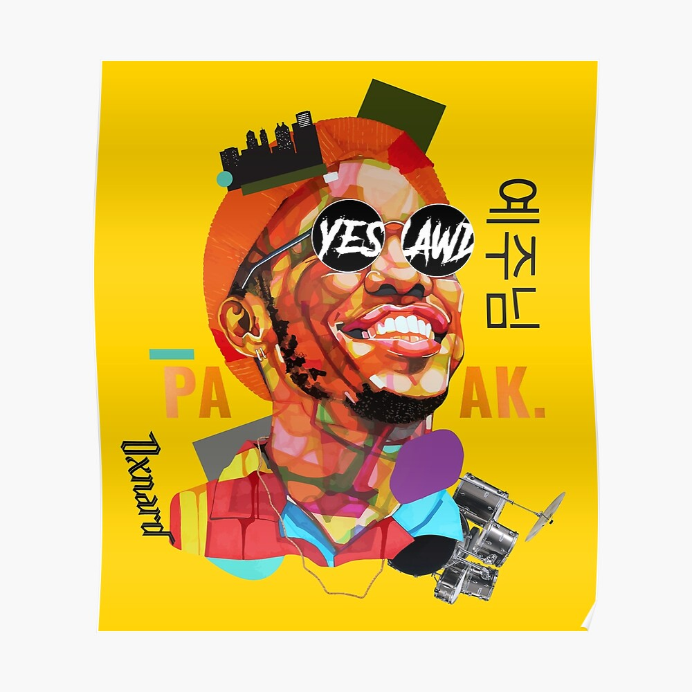 Anderson Paak Póster