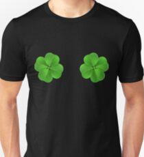Shamrock Boobs | Shake Your Shamrocks Tee | St Patricks Day Unisex T-Shirt
