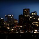 Calgary Skyline by Angela E.L. Clements