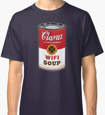 Wifi Soup Classic T-Shirt