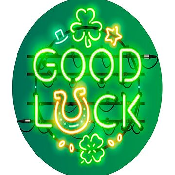 Good Luck Tshirt St. Patrick 's Day Tees by andalit