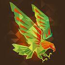 Birds - Eagle by leandrojsj