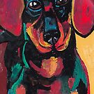 Wiener Waiting by Ann Marie Hoff