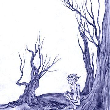 Little Goblin by RebeccaTripp