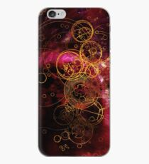 Time Lord Writing (rot) iPhone-Hülle & Cover