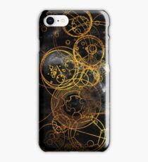 Time Lord Writing (black) iPhone 8 Case