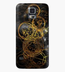 Time Lord Writing (black) Case/Skin for Samsung Galaxy