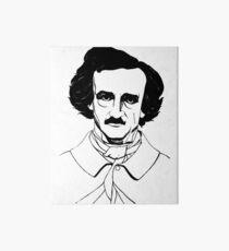 Edgar Allen Poe Galeriedruck