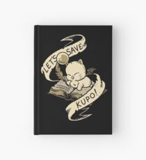 Let's Save, Kupo! Hardcover Journal