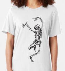 Dance With Death Slim Fit T-Shirt